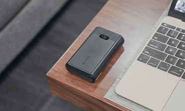 AIDEAZ POWER BANK 10000MAH FAST CHARGE, WIRELESS CHARGE